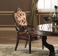 Dining Room Chairs With Casters And Arms Dining Room Georgia Dining Arm Chairs Simple Ideas Design