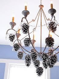 pine cone decoration ideas festive diy pine cone decorating ideas
