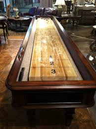 barrington 9 solid wood shuffleboard table shuffleboard table plans pdf best table decoration
