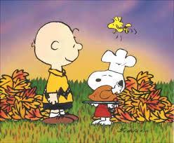 minus linus thanksgiving