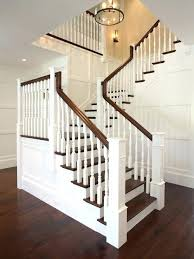 Spindle Staircase Ideas White Stair Spindles Lovable Spindle Staircase Ideas Stair Posts