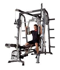 chart smith machine exercise chart