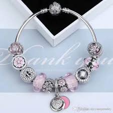 bracelet luxury charms images 2018 luxury charm bracelets valentines gifts for girl friend jpg