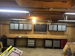 garage decorations all about sample garage modern decorations workbenches for garage
