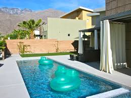 Mid Century Style Home by New Mid Century Style Home With Lap Pool In Vrbo