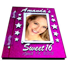 sweet 16 guest sign in book sign in book theme sweet 16 bar mitzvah bat mitzvah