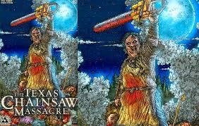 spirit halloween chainsaw horror icons on comics u2013 we u0027ve got it covered part 3