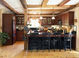 american kitchen ideas a rustic country kitchen in the early american style