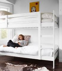 16 simple lovely ideas for white rooms indian fabric bunk bed