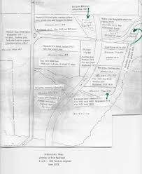 Letchworth State Park Map by Arboretum Maps