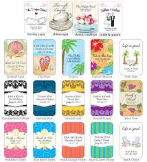 tea wedding favors personalized tea wedding favors fairytale wedding favors