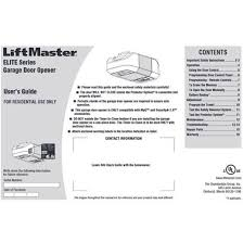 Garage Door Openers Review by Liftmaster 8550 Elite Series Review Pros Cons And Verdict