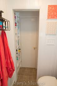 ideas for storage in small bathrooms built in bathroom storage