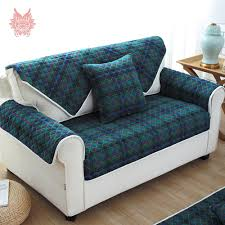 Sofa Slipcover Pattern by Online Get Cheap Green Sofa Slipcover Aliexpress Com Alibaba Group