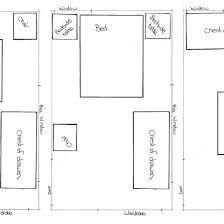 small bedroom floor plan ideas room sketch layout variants small room ideas