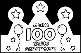 unique 100th day of coloring pages 49 for your gallery