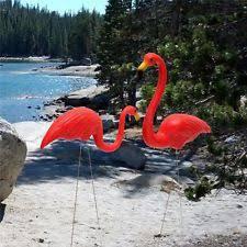 garden flamingo ebay