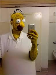 Simpson Halloween Costumes 34 Weird Halloween Costumes Quick Viral Scary Homer