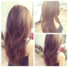 v cut layered hair collections of v cut hairstyle for long hair in the back cute