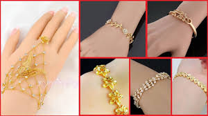 ladies bracelet with images Top latest gold bracelet designs for ladies gold bracelet latest jpg