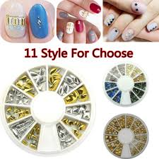 compare prices on metal stickers nailart online shopping buy low