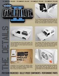 rc4wd gelande ii truck kit w defender d90 body set