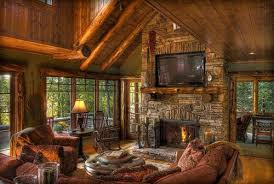 beautiful log home interiors living room ideas creative design cabin living room ideas log