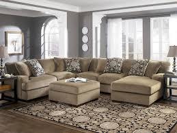 Modular Sectional Sofa Microfiber Sofa Oversized Sectionals Couch Sectionals Oversized Sofa