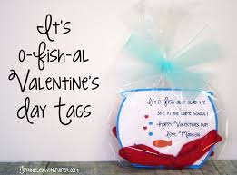 fish valentines rushed custom printable fish bowl s day tags 5 00
