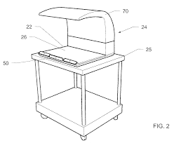 Ventless Hood System Patent Us8522770 Recirculating Self Contained Ventilation