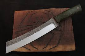 designer kitchen knives 5 from the grinder with andy roy of fiddleback forge the