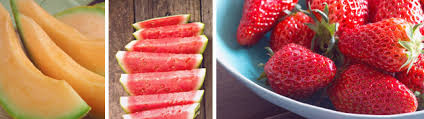 low carb fruits and vegetables ideal for low sugar diets