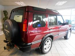 used land rover discovery 2 5 td5 landmark 7 seat 5dr for sale in