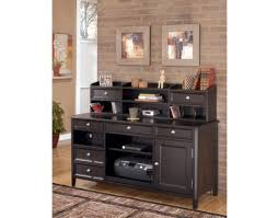 Ashley Furniture Hutch Carlyle Credenza And Short Hutch By Ashley Furniture Kloss