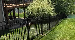 ornament aluminum fence designs stunning eastern ornamental