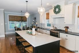 modern white kitchen cabinets wood floor spacious modern kitchen with and white cabinets wood
