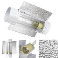 250 watt hid grow lights 6 air cooled cool tube wing reflector hood for 400w 250w hps mh