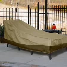 Patio Furniture Covers Amazon - amazon com patio armor chaise lounge cover large patio lawn