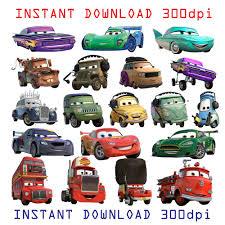 cartoon car png disney pixar cars clipart 75