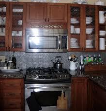 Faux Tin Kitchen Backsplash Interior Cheap Backsplash Tiles Kitchen Cheap Backsplash