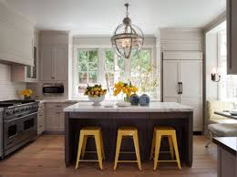 kitchen with yellow walls and gray cabinets decorating yellow grey kitchens ideas inspiration kitchens