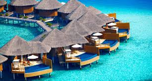 the perfect honeymoon luxury overwater villas in the maldives for