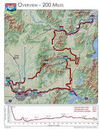 Spokane Map Updated Course Overview Map For Spokane To Sandpoint Relay 2013
