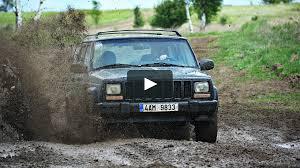 mud jeep cherokee jeep cherokee xj offroad milovice on vimeo