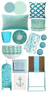 Define Home Decor Define Summer With Aqua Accents Define Summer Popsugar And Aqua