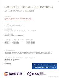adam s country house collections at slane castle 12th october 2014 1