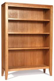luna cherry bookcase