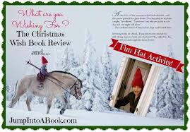 the christmas wish the christmas wish bookreview and cap craft jump into a book