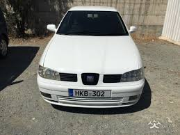 seat ibiza 2000 hatchback 1 9l diesel manual for sale limassol
