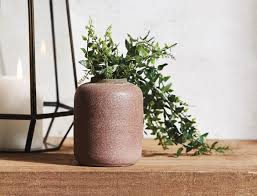Decoration Vase Mica Bottle Decoration Vase Small Almond